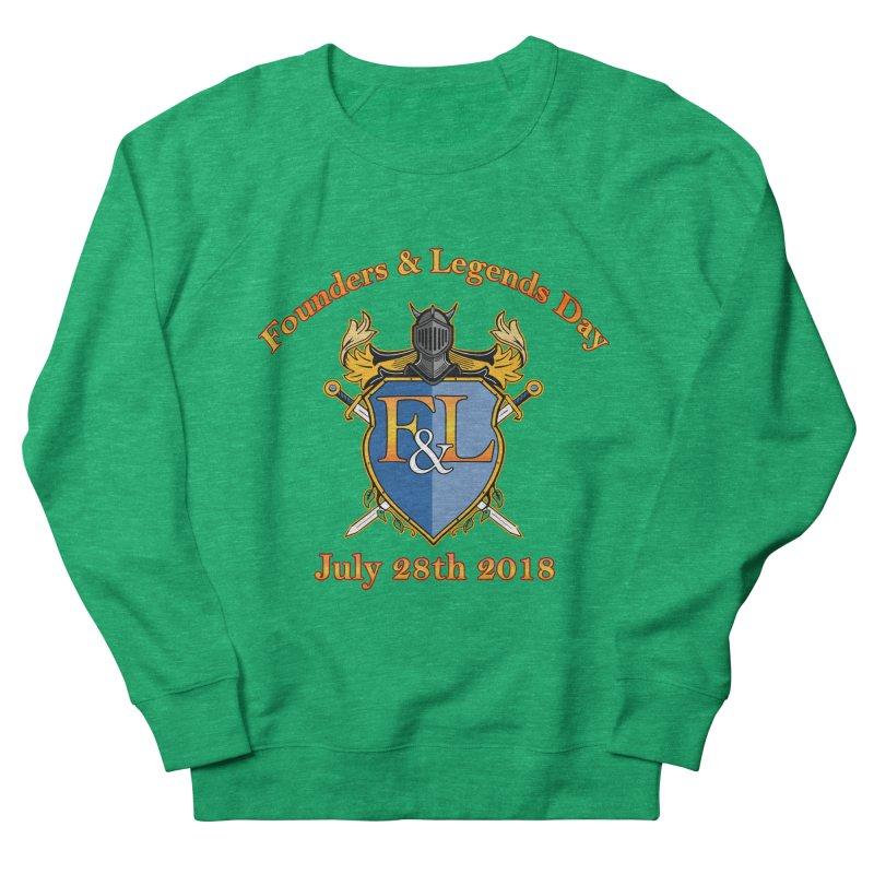 Founders & Legends Day logo Women's Sweatshirt by Founders and Legends Merchandise Shop