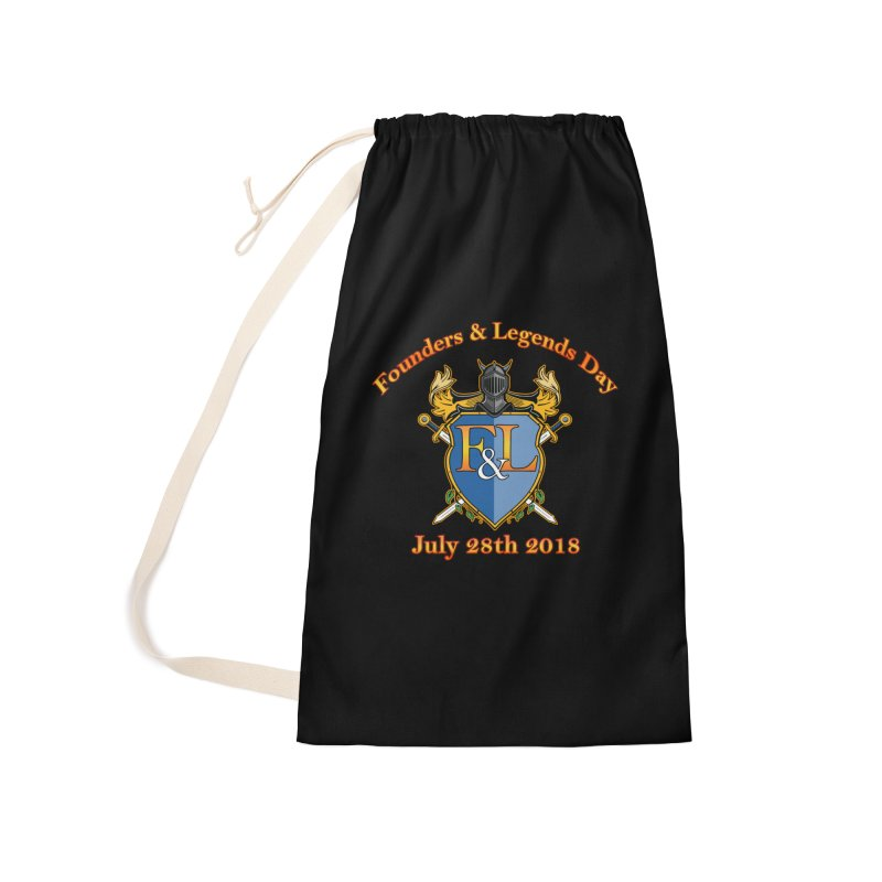 Founders & Legends Day logo Accessories Bag by Founders and Legends Merchandise Shop