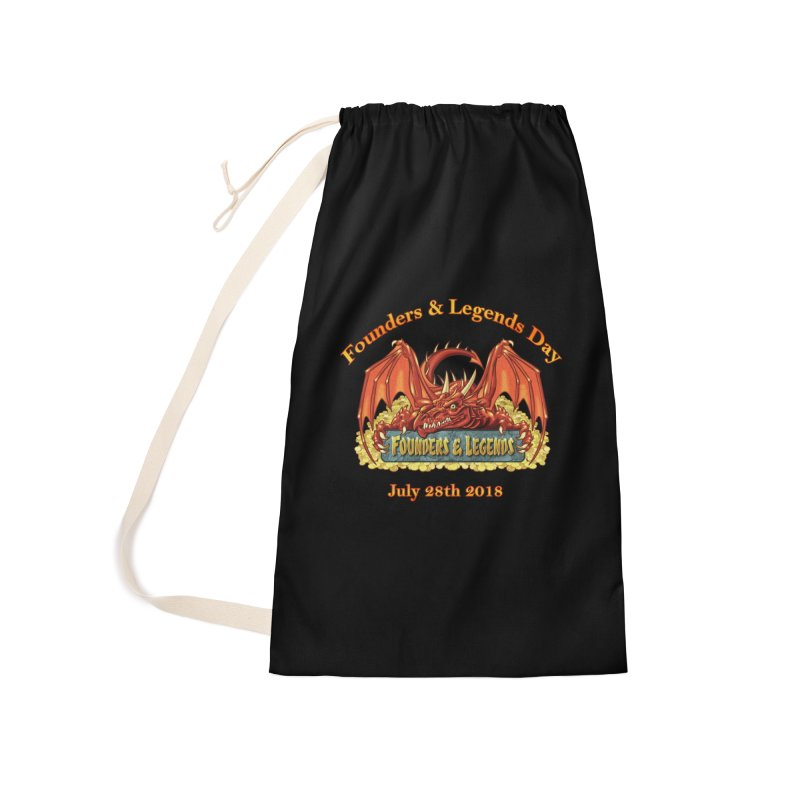 Founders & Legends Dragon Accessories Bag by Founders and Legends Merchandise Shop