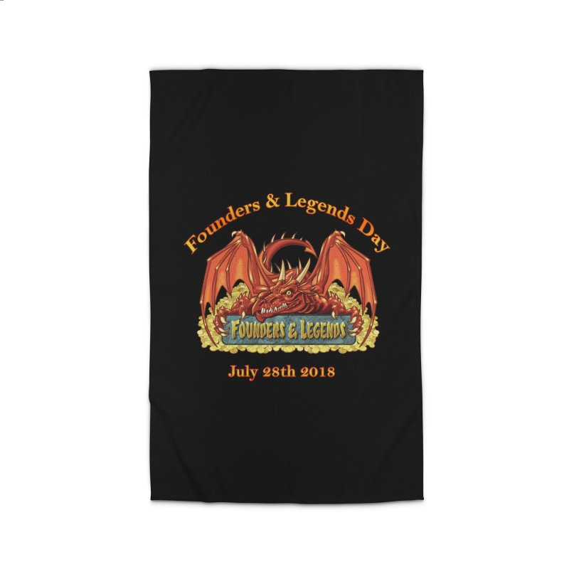 Founders & Legends Dragon Home Rug by Founders and Legends Merchandise Shop