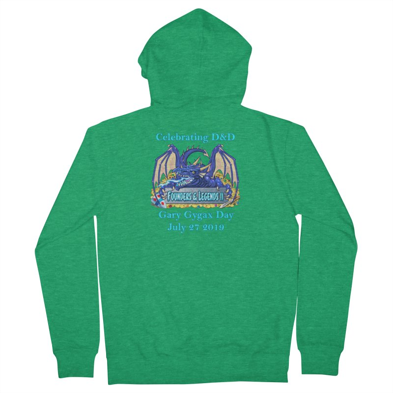 Founders and Legends II v.2 Men's Zip-Up Hoody by Founders and Legends Merchandise Shop