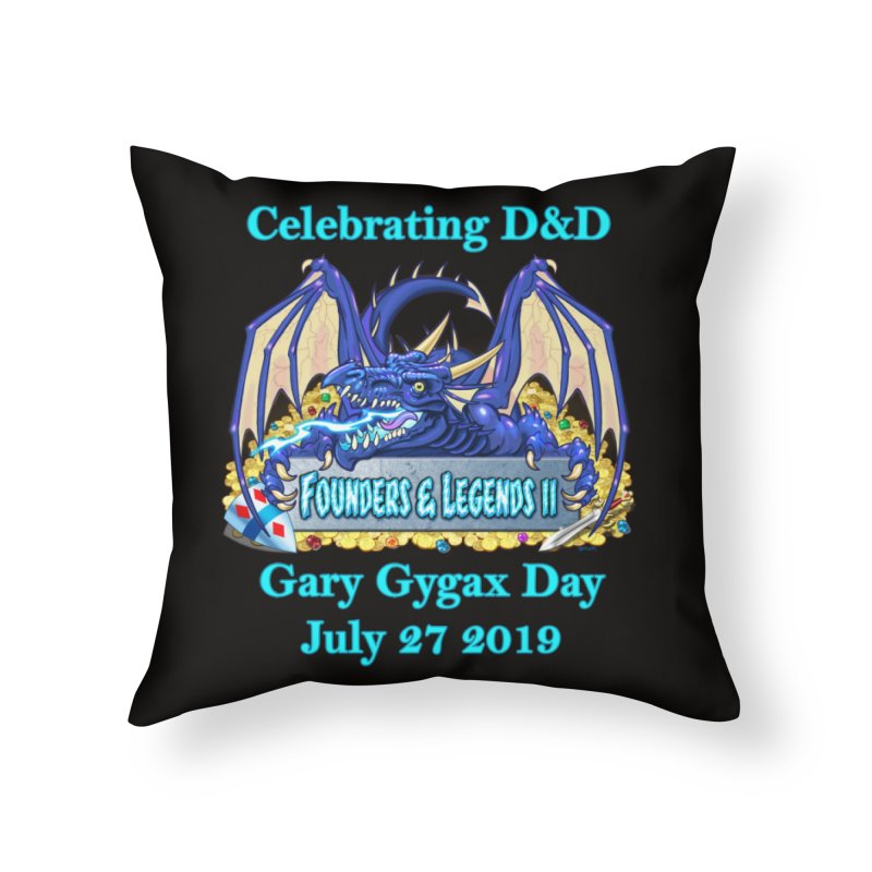 Founders and Legends II v.2 Home Throw Pillow by Founders and Legends Merchandise Shop