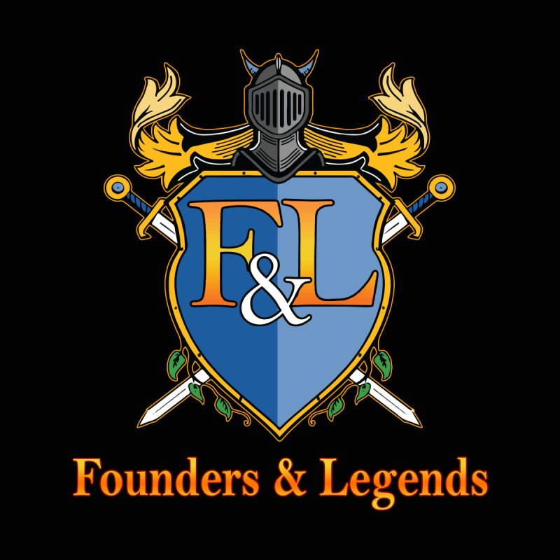 Founders & Legends Coat of Arms- Warm Home Tapestry by Founders and Legends Merchandise Shop