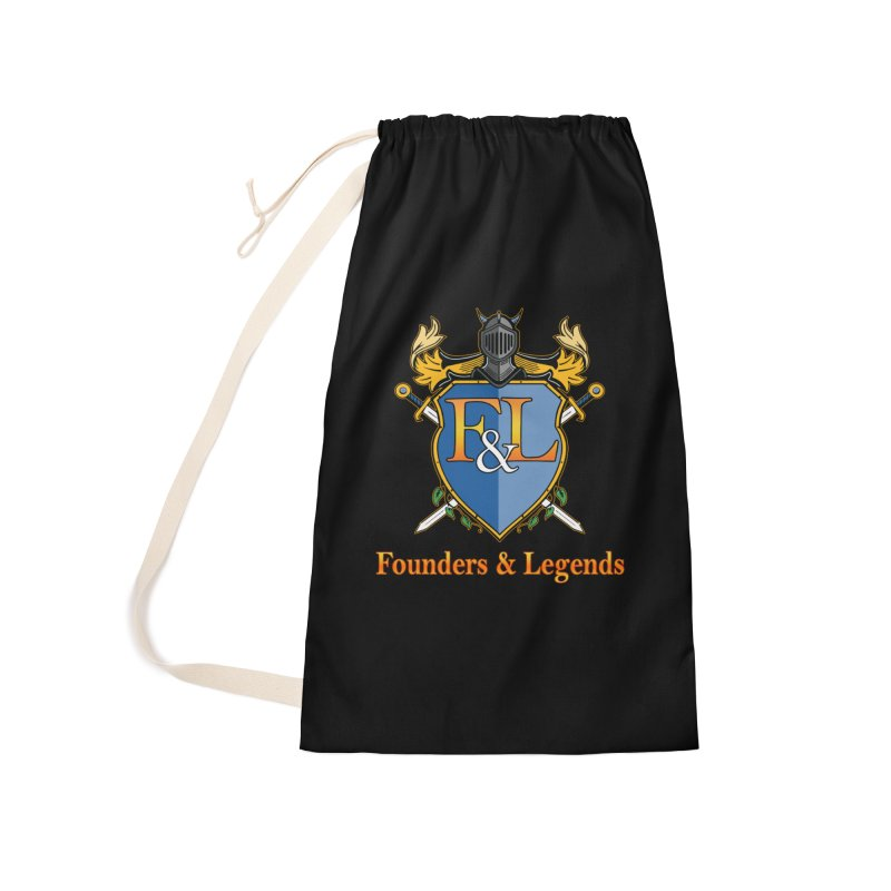Founders & Legends Coat of Arms- Warm Accessories Bag by Founders and Legends Merchandise Shop