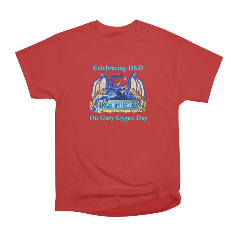 Founders and Legends II v.1 Women's T-Shirt by Founders and Legends Merchandise Shop