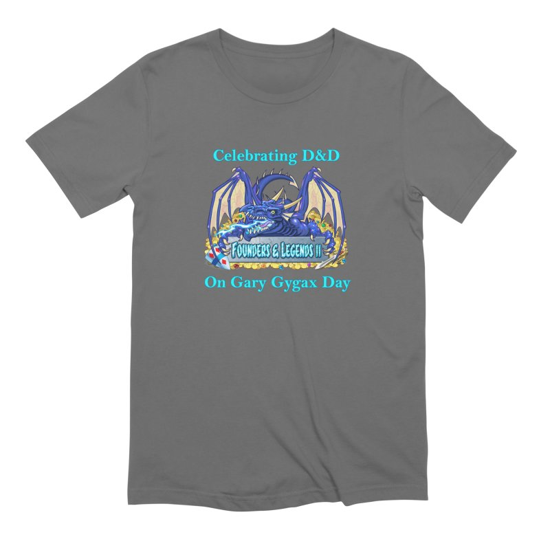 Founders and Legends II v.1 Men's T-Shirt by Founders and Legends Merchandise Shop