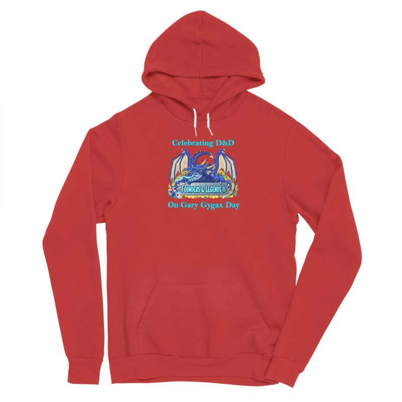 Founders and Legends II v.1 Men's Pullover Hoody by Founders and Legends Merchandise Shop