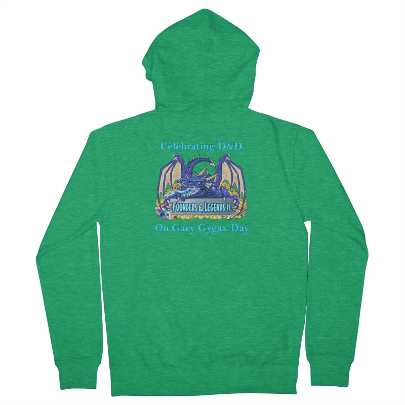 Founders and Legends II v.1 Women's Zip-Up Hoody by Founders and Legends Merchandise Shop