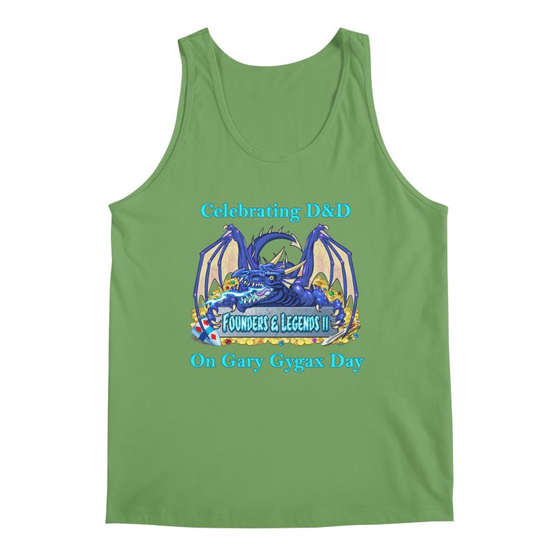 Founders and Legends II v.1 Men's Tank by Founders and Legends Merchandise Shop