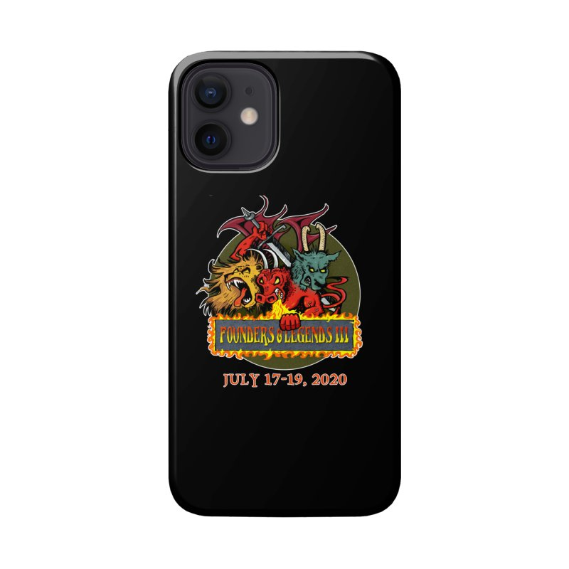 Founders & Legends III- Shirts and Home Accessories Design Accessories Phone Case by Founders and Legends Merchandise Shop