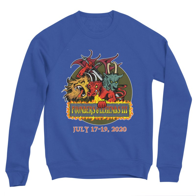 Founders & Legends III- Shirts and Home Accessories Design Men's Sweatshirt by Founders and Legends Merchandise Shop