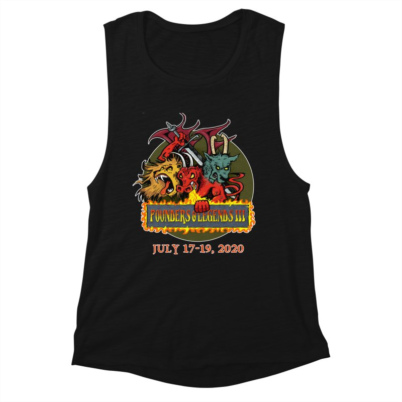 Founders & Legends III- Shirts and Home Accessories Design Women's Tank by Founders and Legends Merchandise Shop