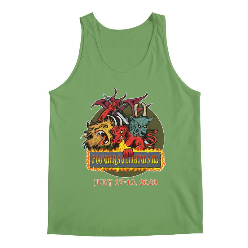 Founders & Legends III- Shirts and Home Accessories Design Men's Tank by Founders and Legends Merchandise Shop