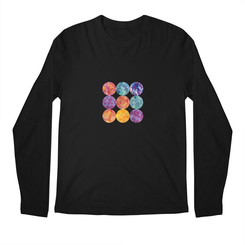 Multiverse Moons Men's Regular Longsleeve T-Shirt by FoxandCrow's Artist Shop