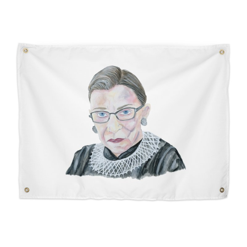 RBG Home Tapestry by FoxandCrow's Artist Shop