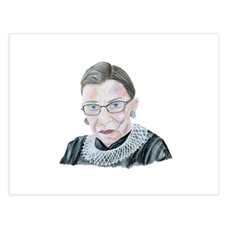 RBG Home Fine Art Print by FoxandCrow's Artist Shop