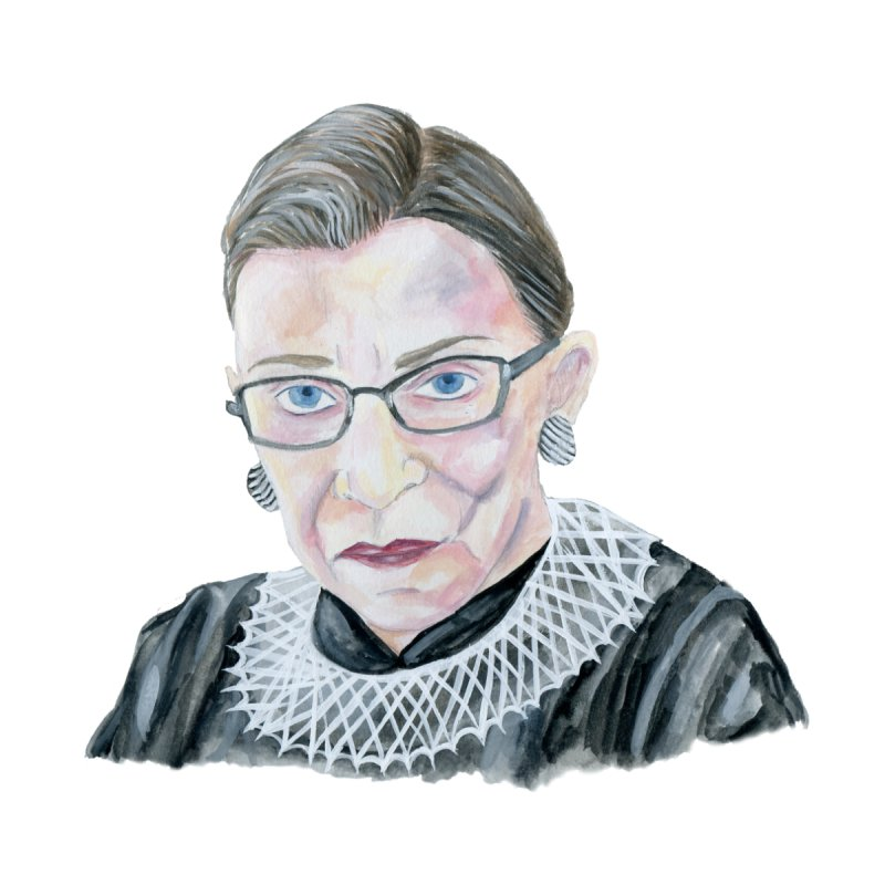 RBG Women's T-Shirt by FoxandCrow's Artist Shop