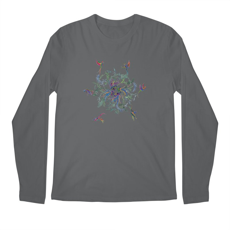Fly in the Sea Men's Longsleeve T-Shirt by FoxandCrow's Artist Shop
