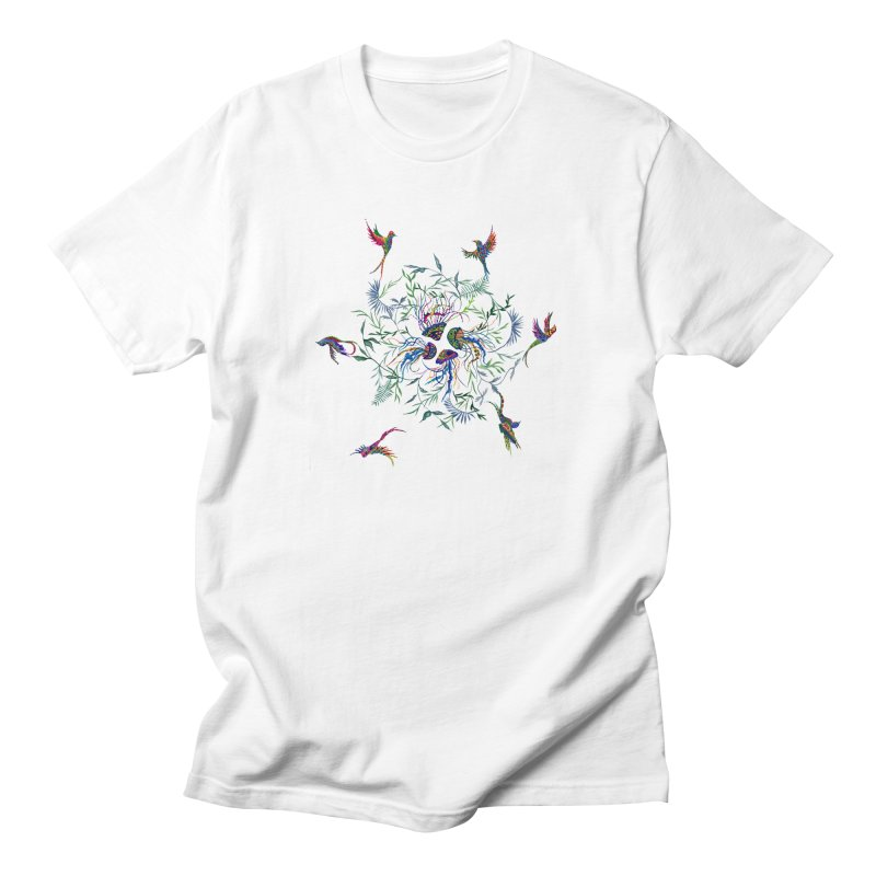 Fly in the Sea Women's Regular Unisex T-Shirt by FoxandCrow's Artist Shop