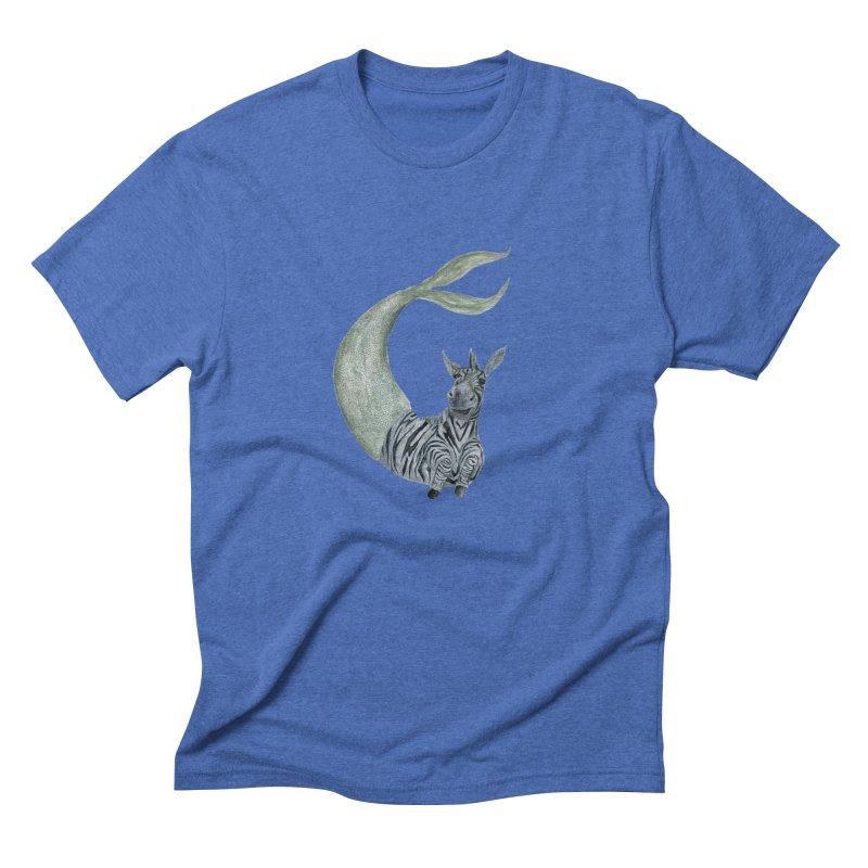 MerBra Men's T-Shirt by FoxandCrow's Artist Shop