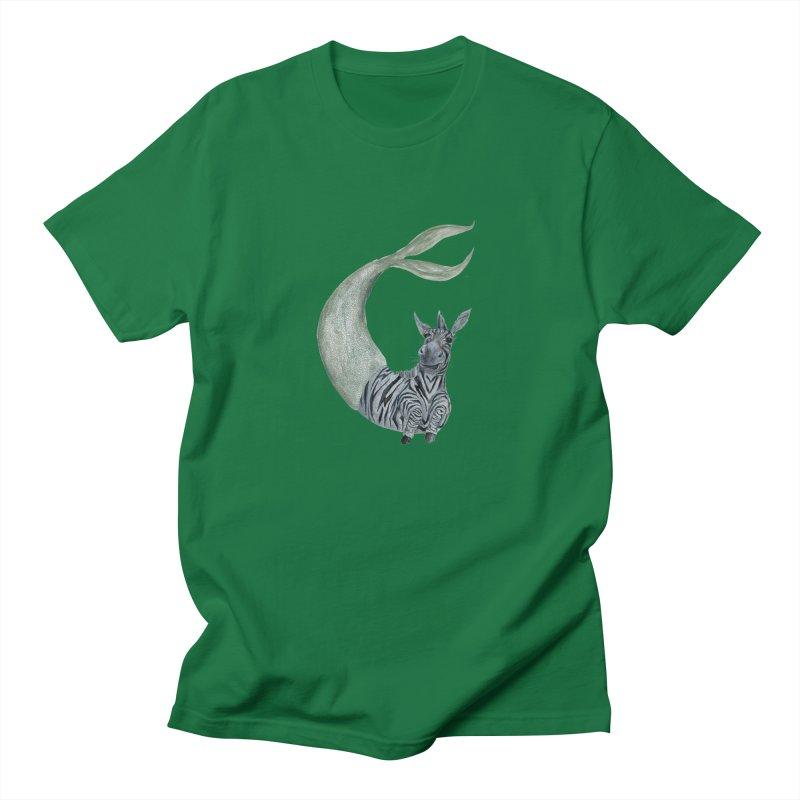 MerBra Women's Regular Unisex T-Shirt by FoxandCrow's Artist Shop