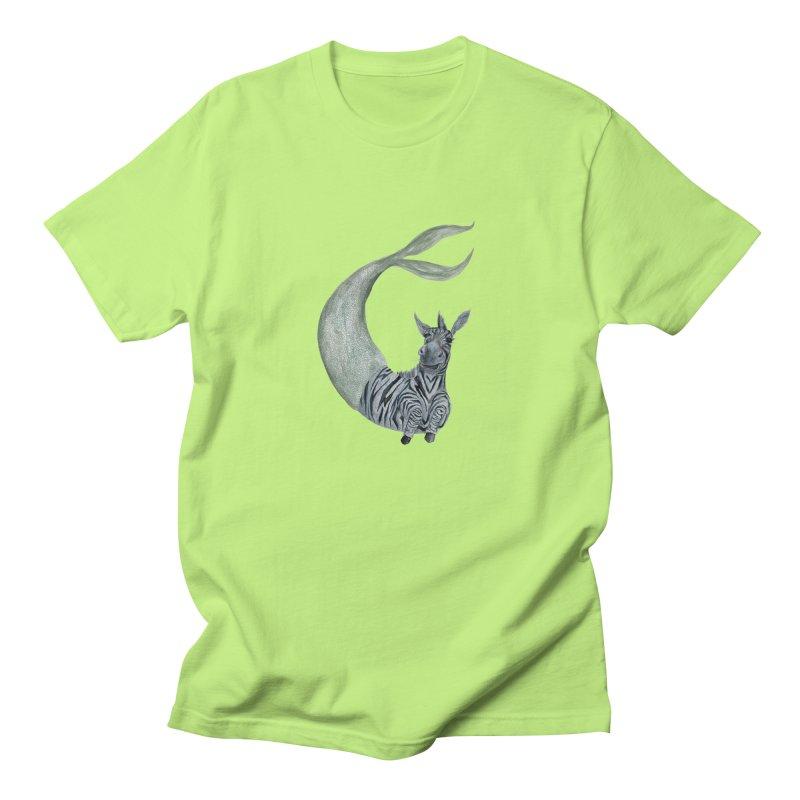 MerBra Men's Regular T-Shirt by FoxandCrow's Artist Shop