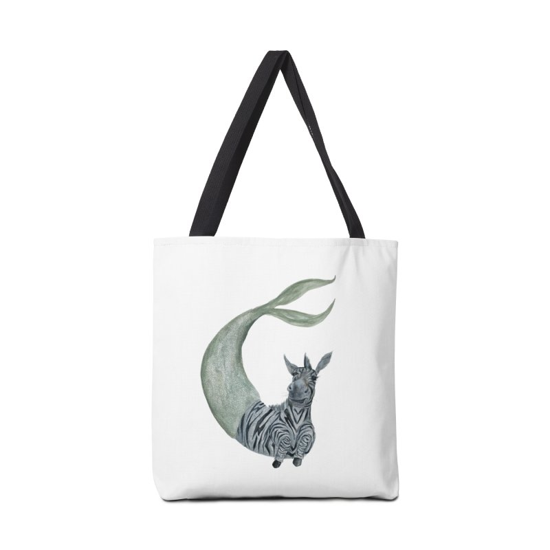 MerBra Accessories Tote Bag Bag by FoxandCrow's Artist Shop