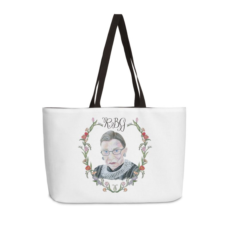 RBG Accessories Bag by FoxandCrow's Artist Shop