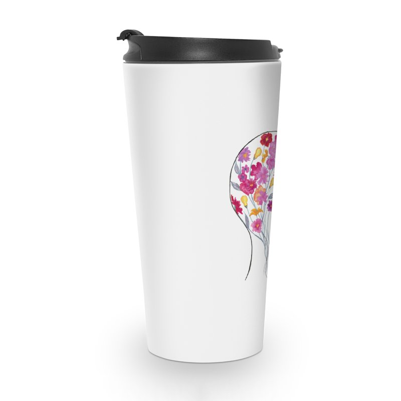 Mind Garden Accessories Travel Mug by FoxandCrow's Artist Shop