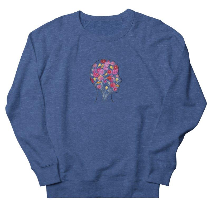 Mind Garden Men's Sweatshirt by FoxandCrow's Artist Shop