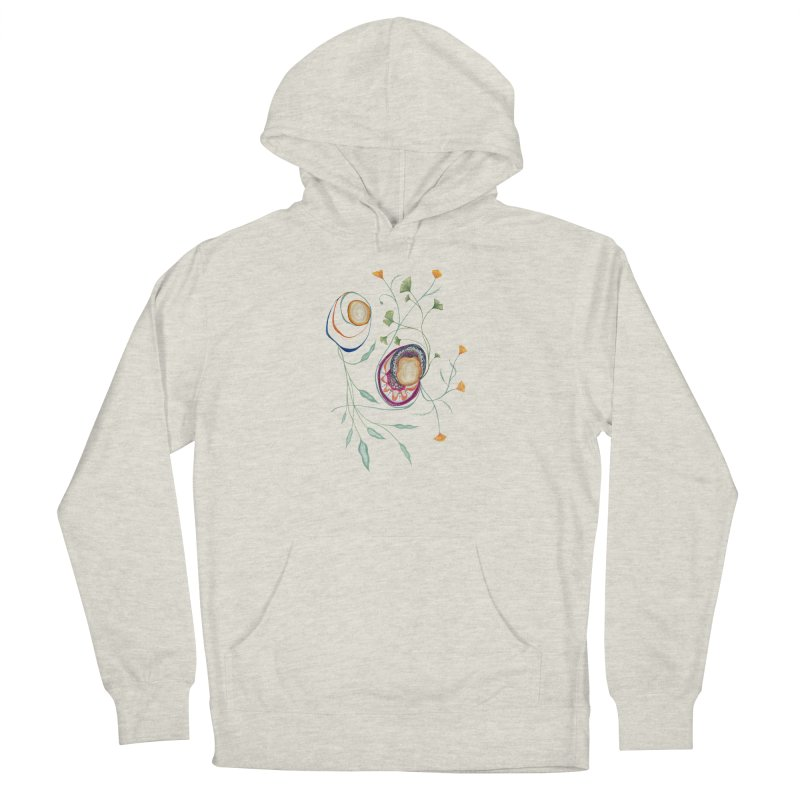 Growth and Flow Men's Pullover Hoody by FoxandCrow's Artist Shop