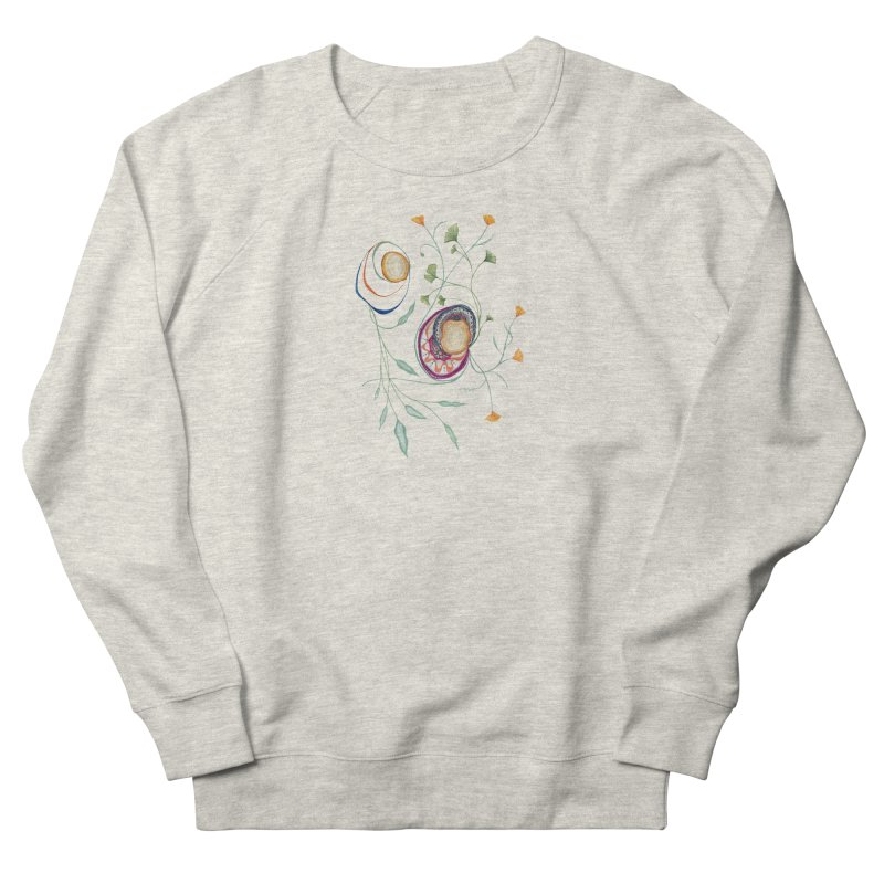 Growth and Flow Men's Sweatshirt by FoxandCrow's Artist Shop