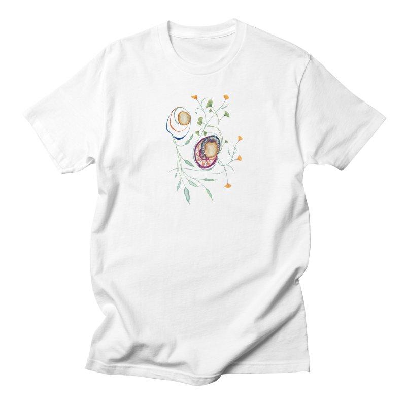 Growth and Flow Men's Regular T-Shirt by FoxandCrow's Artist Shop
