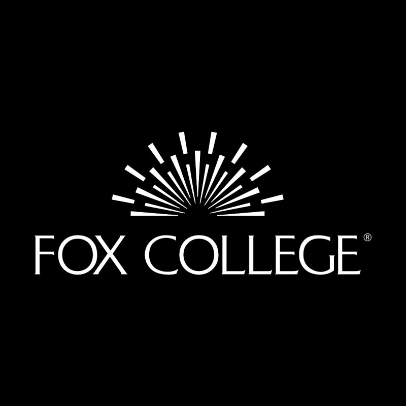 Fox College (White Variation) Home Tapestry by OFFICIAL FOX COLLEGE SPIRIT STORE