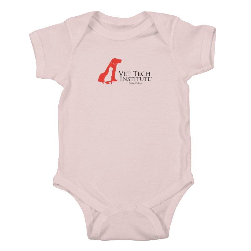 VTI Program Kids Baby Bodysuit by OFFICIAL FOX COLLEGE SPIRIT STORE