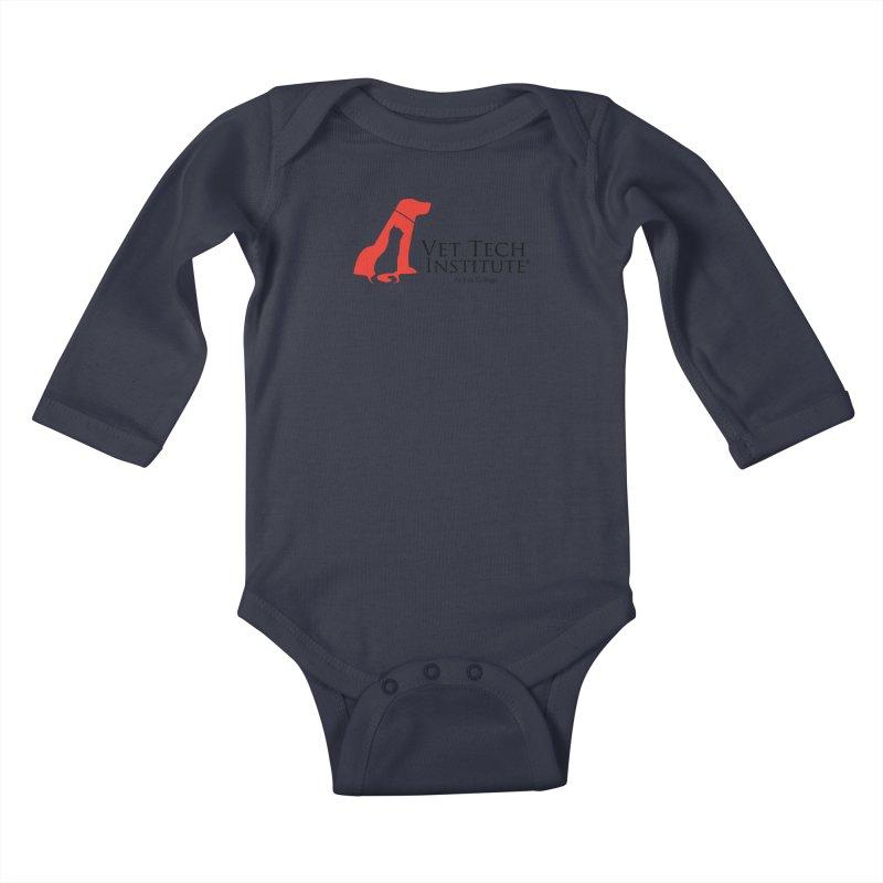 VTI Program Kids Baby Longsleeve Bodysuit by OFFICIAL FOX COLLEGE SPIRIT STORE