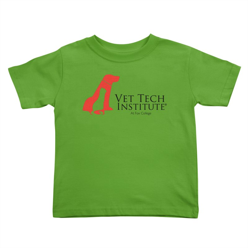 VTI Program Kids Toddler T-Shirt by OFFICIAL FOX COLLEGE SPIRIT STORE