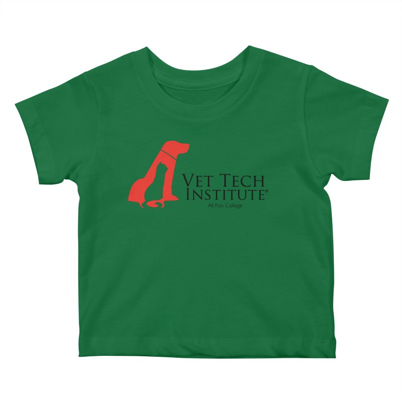 VTI Program Kids Baby T-Shirt by OFFICIAL FOX COLLEGE SPIRIT STORE