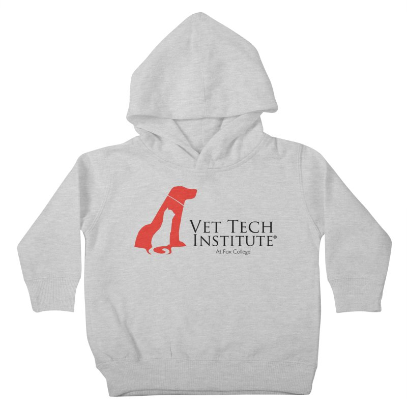 VTI Program Kids Toddler Pullover Hoody by OFFICIAL FOX COLLEGE SPIRIT STORE