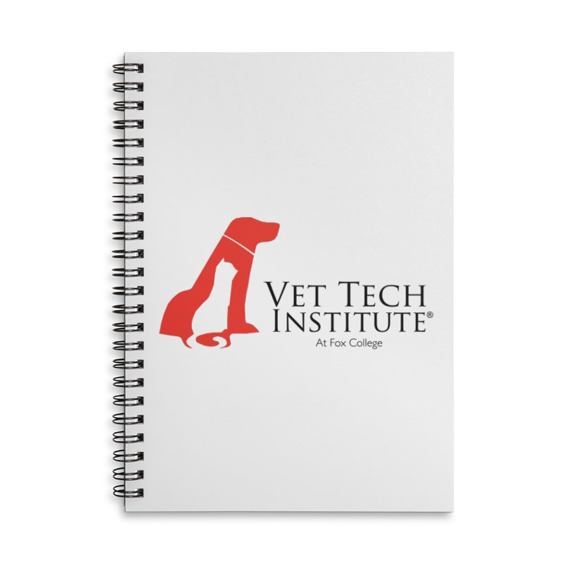 VTI Program Accessories Notebook by OFFICIAL FOX COLLEGE SPIRIT STORE