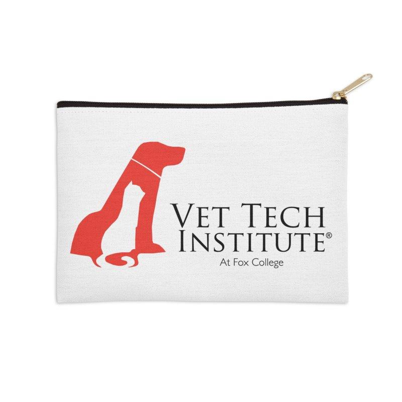 VTI Program Accessories Zip Pouch by OFFICIAL FOX COLLEGE SPIRIT STORE