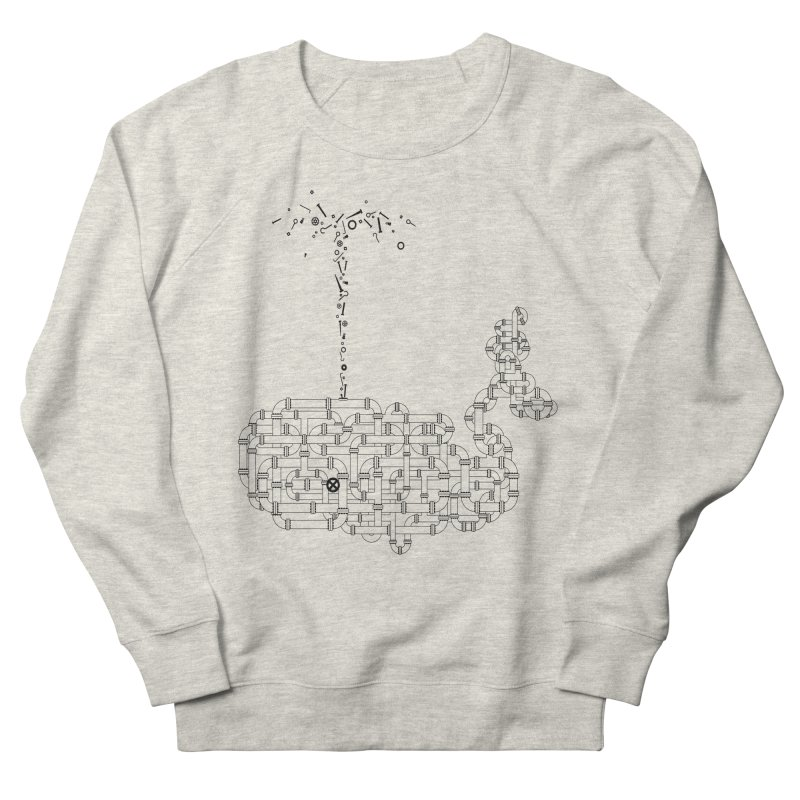 Tubalena Men's Sweatshirt by FrancescaDemaria's Artist Shop