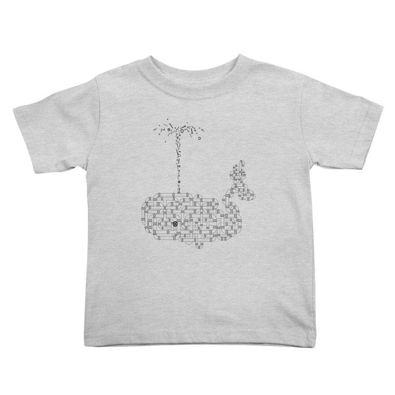 Tubalena Kids Toddler T-Shirt by FrancescaDemaria's Artist Shop
