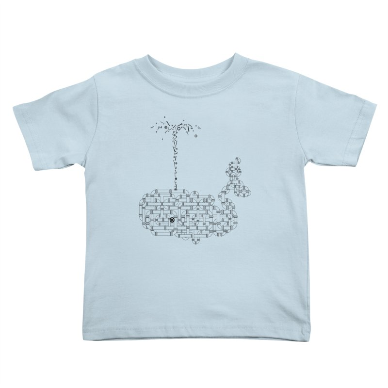 Tubalena Kids Toddler T-Shirt by FrancescaDemaria's Artist Shop