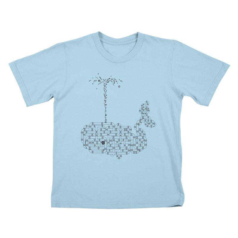 Tubalena Kids T-shirt by FrancescaDemaria's Artist Shop