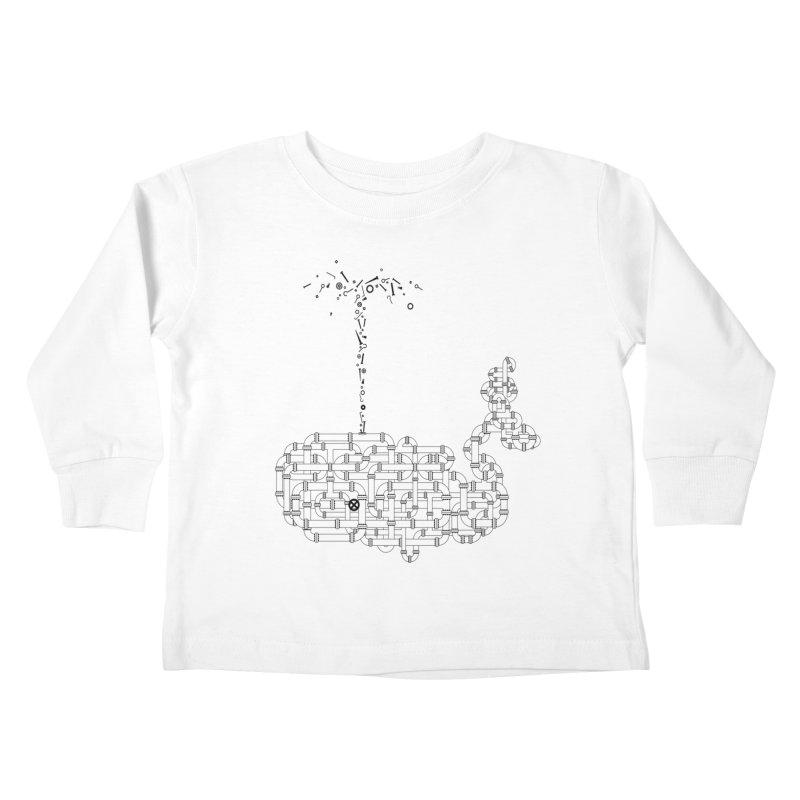 Tubalena Kids Toddler Longsleeve T-Shirt by FrancescaDemaria's Artist Shop