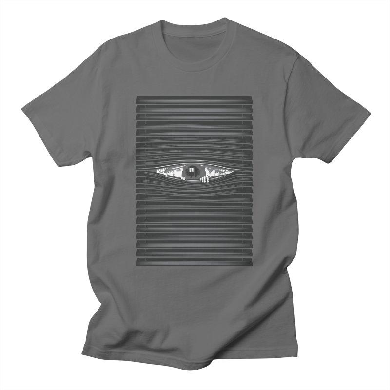 Private Eye Men's T-Shirt by Frankplastic's Artist Shop