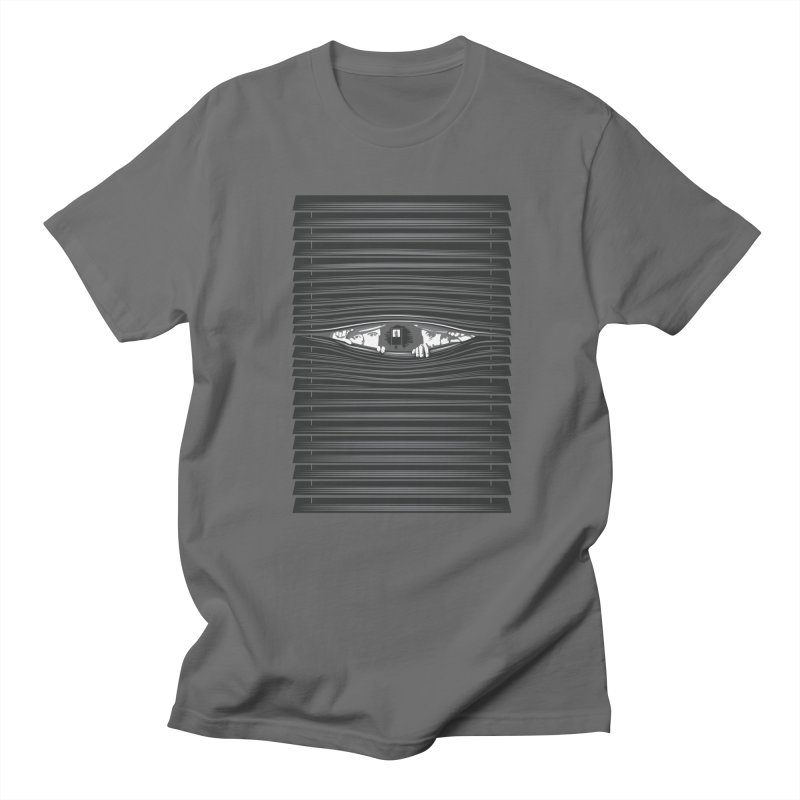 Private Eye Men's T-Shirt by Frankplastic's Artist Shop
