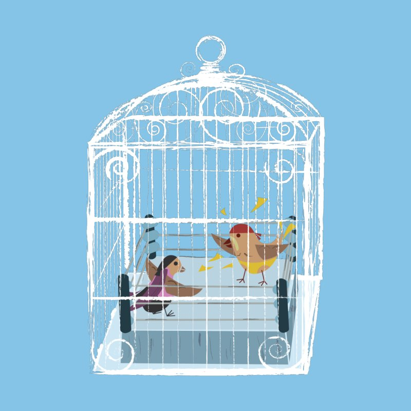 Classic Cage Fight by Frankplastic's Artist Shop