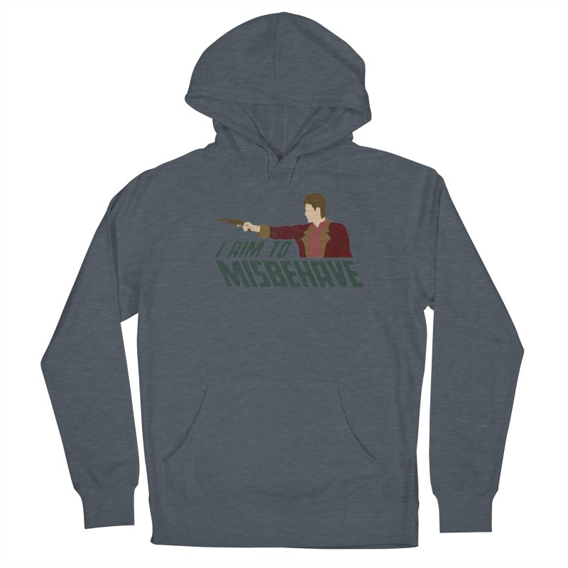 I Aim To Women's Pullover Hoody by Fredtee's Artist Shop